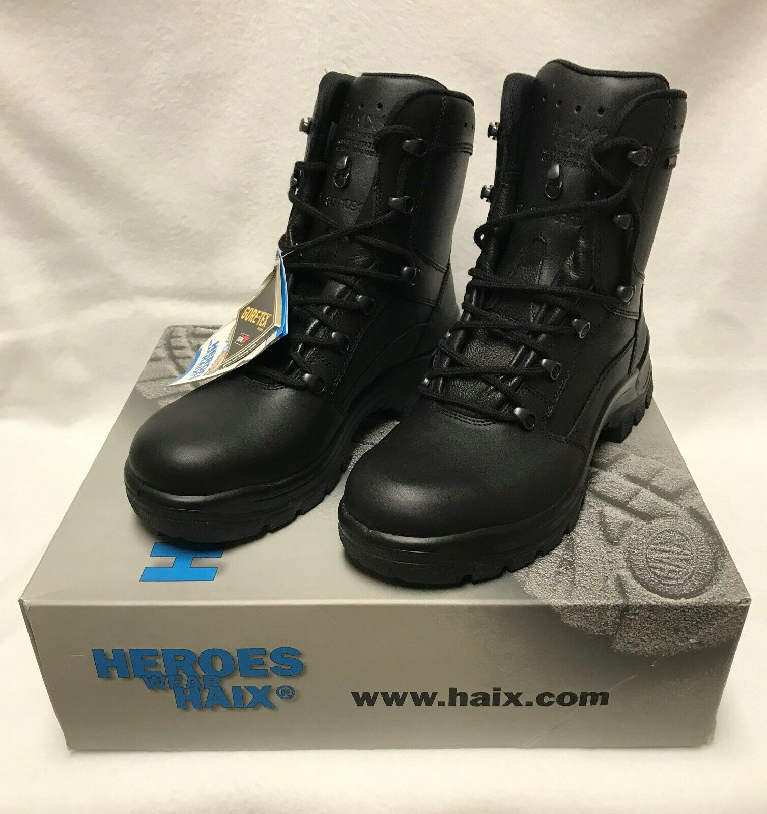 Haix 206215 Mens Airpower P7 HighTop Leather Tactical Police  Duty Boot SZ 8 1 2W  various sizes