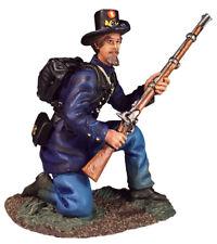 W Britain 31212 Civil War Senior Federal Staff Officer with Portfolio