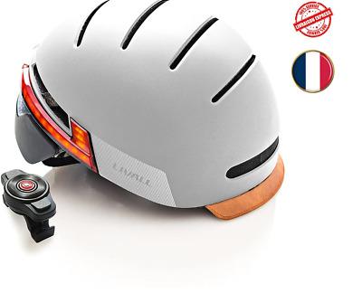 Casque Intelligent Vélo LIVALL Cyclisme  Urbain  Casque BH51M Bluetooth Feu LED