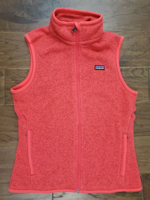 PATAGONIA Better Sweater Vest Women's Small