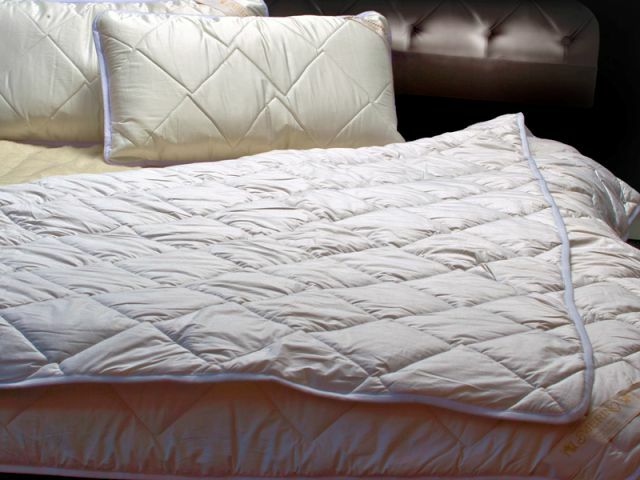 100% Merino Wool Duvet Single Quilt 135 x 200 Weight 8-10.5tog + PILLOW 45 x 75