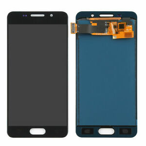 NEU-Fuer-Samsung-Galaxy-A3-2016-A310-A310F-A310M-LCD-Display-Touchscreen-SCHWARZ