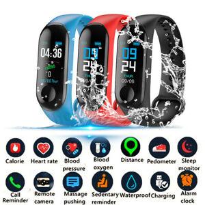 Умные часы для Android IOS пульсометр артериальное давление браслет-повязка на запястье