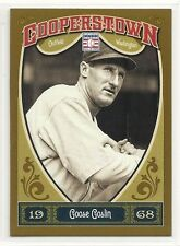 2013 Panini Cooperstown Baseball - #24 - Goose Goslin - Washington Senators