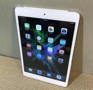 APPLE-IPAD-MINI-1-Gen-7-9-034-16GB-WiFi-Sprint-Cellular-ME218LL-A-White-Silver