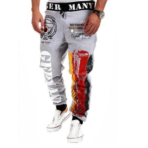 Men/'s Casual Harem Pants Baggy Sweatpants Dance Sport Jogger Sportswear Slacks