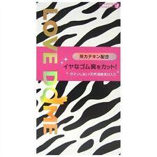 Okamoto (Japan) LOVE DOME Zebra Latex Condom 12-Count