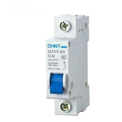 Miniature Safety  Circuit Breaker Air Switch DZ30-32 Brand New High Quality NZU