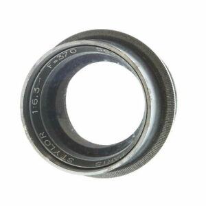 Vintage H. Roussel, Paris 370mm f/6.3 Stylor Barrel Lens - UG