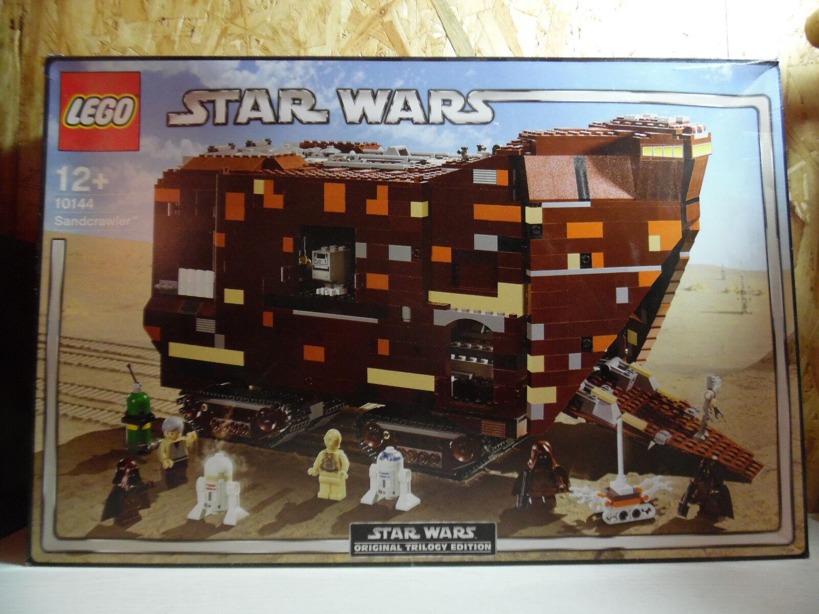 LEGO Star Wars   Sandcrowler   10144   Neu und OVP