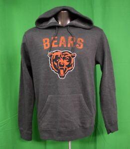Image is loading Majestic-NFL-Mens-Chicago-Bears-Football-Hoodie-NWT- eda8086f4