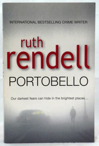 1 of 1 - #AG, RUTH RENDELL Portobello - Softcover