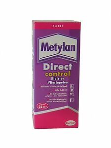 Metylan direct control vliestapeten kleister 200g