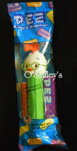 """PEZ CHICKEN LITTLE 2005 Pat 5.9 China /""""CHICKEN LITTLE/"""" Dispenser/_NEW /& SEALED"""