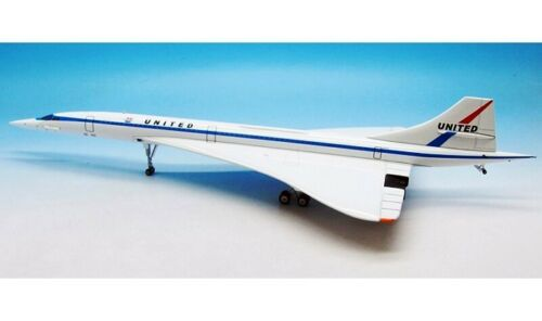 Spielzeugautos Fliegender 200 Ifconc1016 1/200 United Concorde mit Ständer Neue Auflage