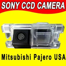 Sony CCD Mitsubishi Pajero USA auto kamera car reverse rear view back up camera