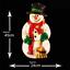 20-luci-LED-Decorazione-finestra-sagoma-a-Batteria-Natale-Regalo-Di-Natale miniatura 2