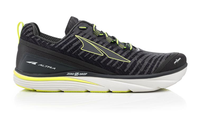 Men's Altra Footwear Torin KNIT 3.5 Zero Drop Running Shoes Gray US Sizes