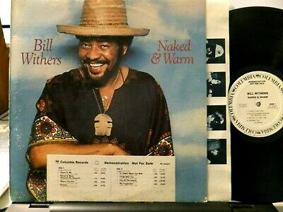 Bill Withers / Naked & Warm (LP), Columbia   中古レコード通販 大阪