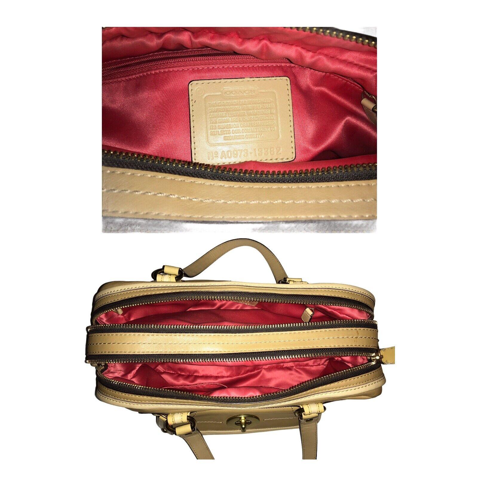 Vintage Bonnie Satchel Bag by COACH - image 5