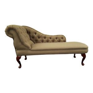 Linen Chaise Type In About Fabric Luxurious Details Longue Caramel A srdQxthC