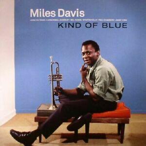 Davis-Miles-Kind-of-Blue-180-Gram-New-Vinyl