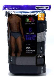 100% Vrai 12 Bleu Gris Violet Xl 102-107cm Slip Taille Moyenne Fruit Of The Loom Eg De Bons Compagnons Pour Les Enfants Comme Pour Les Adultes