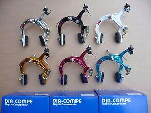 Dia-Compe-BMX-Brake-Caliper-Old-school-Bike-Burner-Skyway-GT-Haro-New-dia-compe