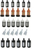 30 Pc Gas Fuel Filter Kit Fits Stihl Chainsaws, Blowers, Brush Cutters, Trimmers