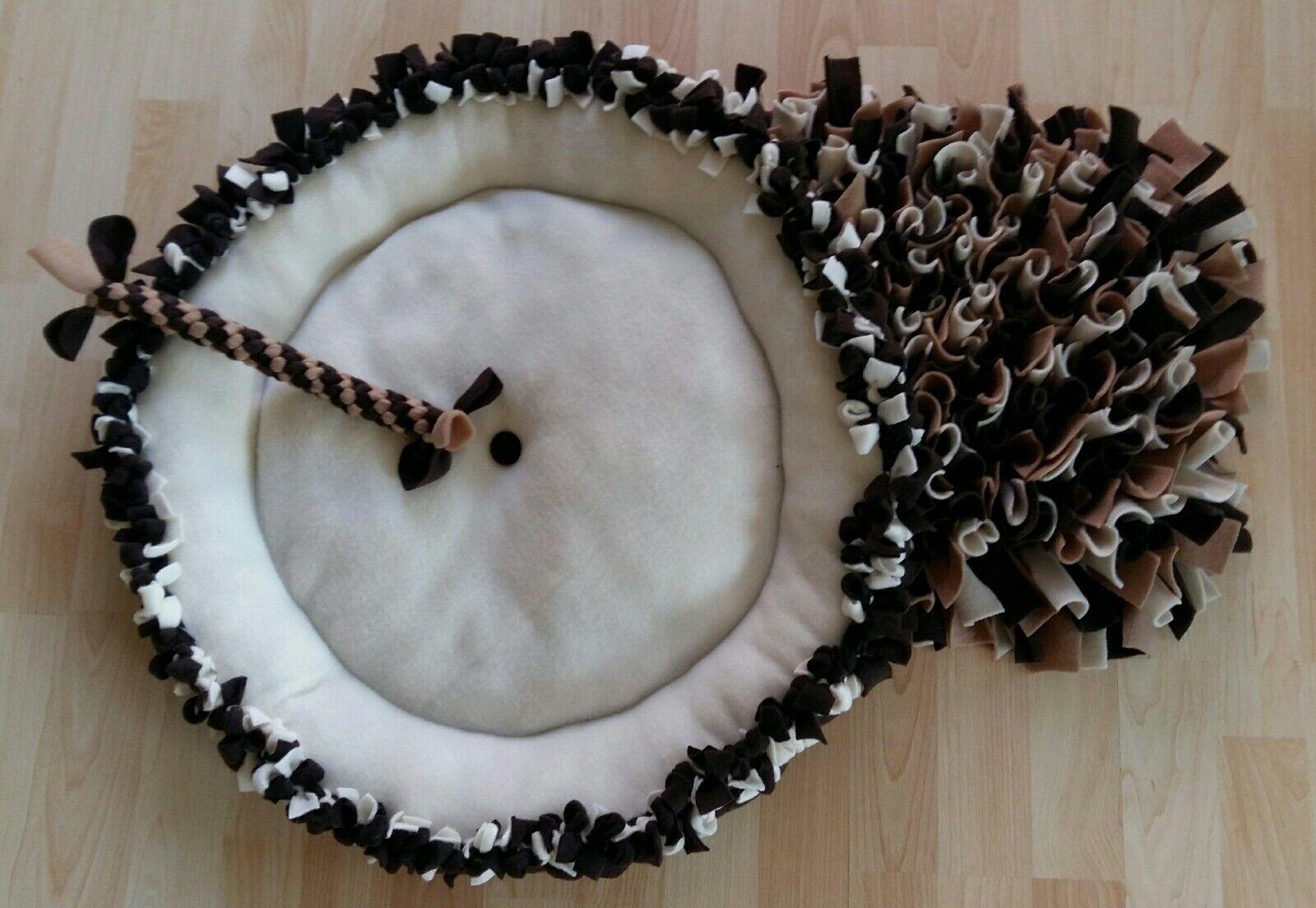 Geschenkset   Präsentkorb mit mit mit Schnüffelteppich   Zergel   Körbchen  | Online einkaufen  f53722