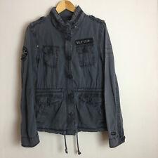 Nike Sportswear leichte Jacke Damen DUNKELBLAU Gr. L A4150