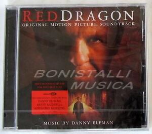 RED-DRAGON-SOUNDTRACK-O-S-T-CD-Sigillato-NDanny-Elfman