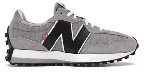 New Balance x levi Men's US Size 11 Grey MS327LVB