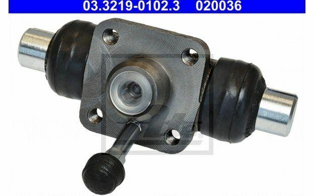 ATE Cylindre de roue Arrière pour PORSCHE 356 03.3219-0102.3 - Mister Auto