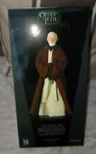 "SIDESHOW  STAR WARS OBI WAN Alex New Hope Jedi  1/6th  12"" figure TOYS"