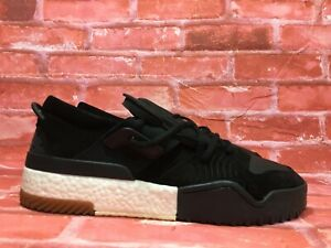 ADIDAS-AW-BBALL-LO-BOOST-ALEXANDER-WANG-LOW-SHOES-AC6847-BLACK-MEN-039-S-SIZE-11-5