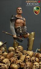 "ACI 1/6 Scale 12"" Gladiator Warriors IV 4 Priscus Action Figure ACI-13"