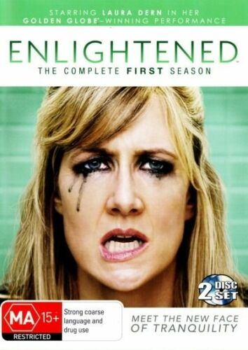 1 of 1 - Enlightened : Season 1 (DVD, 2012, 2-Disc Set) Brand New Unsealed D236