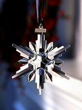 SWAROVSKI CHRISTMAS ORNAMENT 2006 837613 MINT BOXED RETIRED RARE