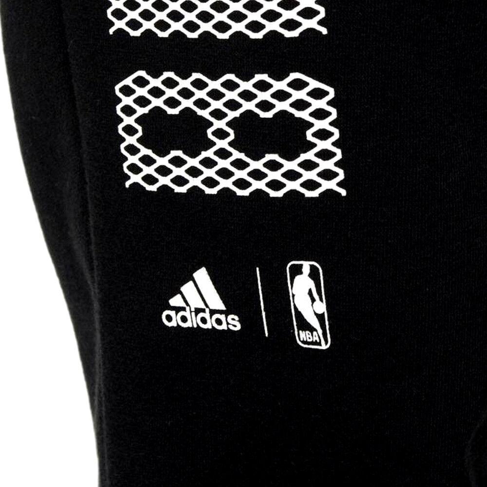 Hose Adidas Fan Wear Brooklyn Nets Nets Nets herren sport ab0b1b