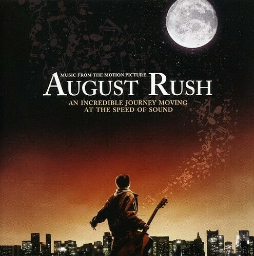 1 of 1 - Various Artists - August Rush (Original Soundtrack) [New CD] Sony Regular