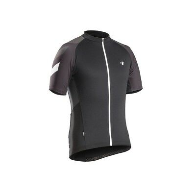 CYCLING JERSEY BONTRAGER SLEEVE JERSEY MAILLOT black Colour
