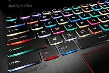 NEW For MSI MS-16K3 MS-16K2 MS-1771 MS-1772 keyboard US Color Backlit Crystal