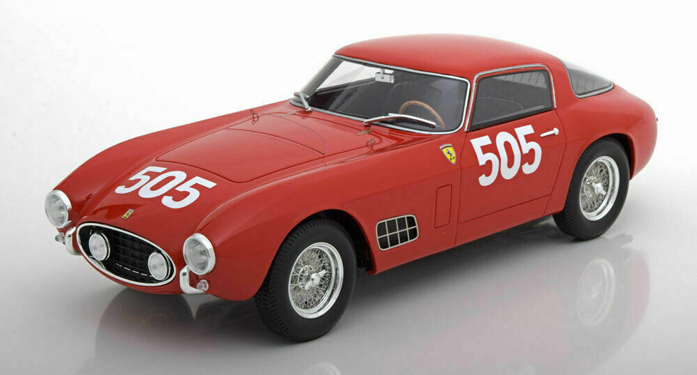 CMR FERRARI 250 GT Berlinetta Competizione  505 Class Winner Mille MIG 1 18New