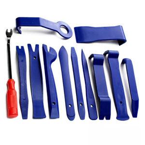 12PCS-Plastic-Car-Radio-Door-Clip-Panel-Trim-Dash-Audio-Removal-Pry-Kit-Tool-Set