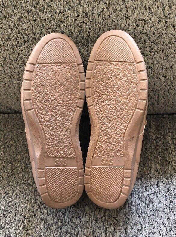 SAS SAS SAS Free Time Casual Walking shoes Oxfords - Mocha Leather - 9.5 N db723a