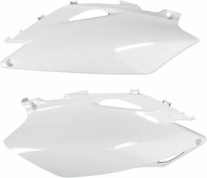 UFO-Pannelli-Laterali-Honda-Crf250-450R-Bianco-HO04638-041