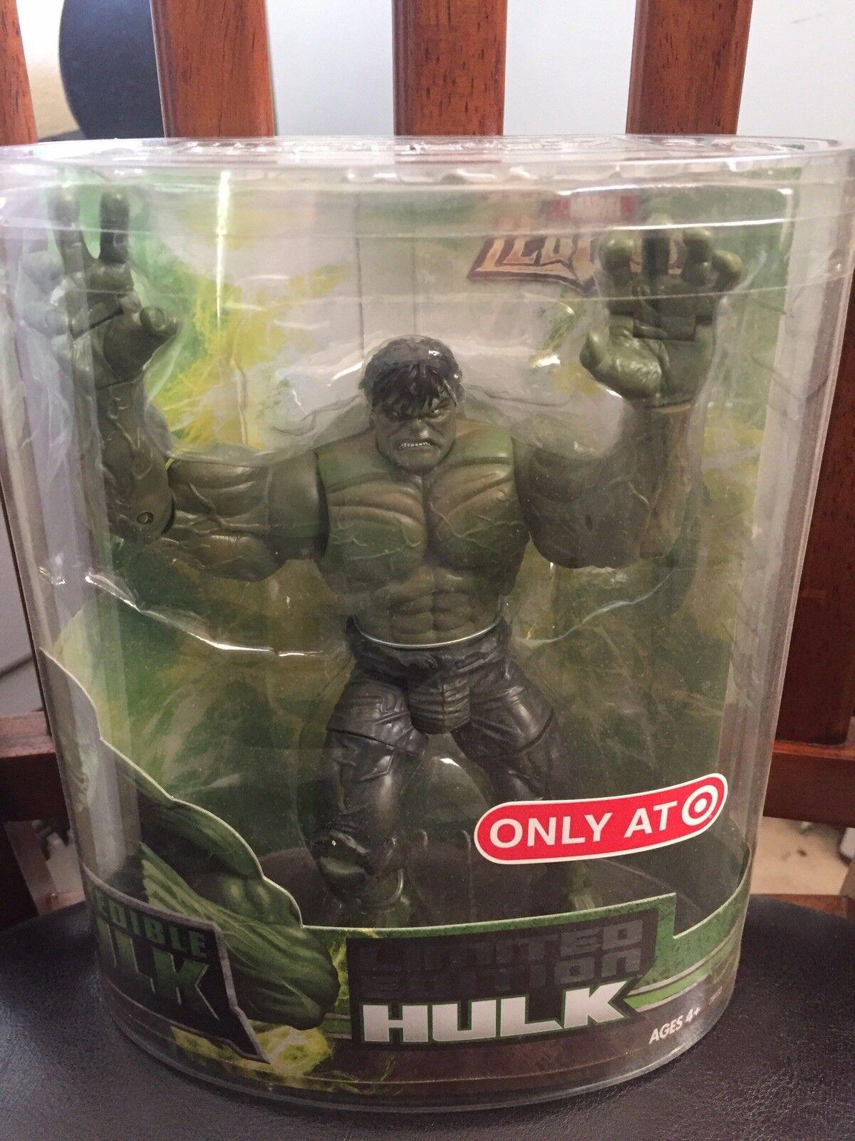 Marvel - legenden eine exklusive der unglaubliche hulk - film limited edition (nip)