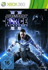 XBOX 360 STAR WARS THE FORCE UNLEASHED II 2 DEUTSCH * Neuwertig