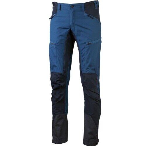 Lundhags  makke MS Pant Largo petrol Deep azul señores trekking pantalones azul oscuro  ofreciendo 100%